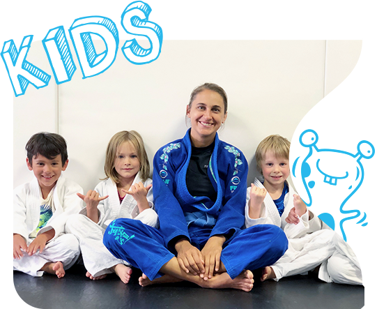 Kids Brazilian Jiu-Jitsu and Judo Montrea